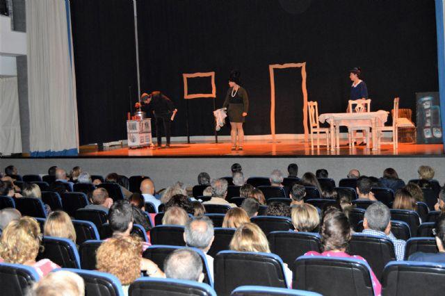 Últimas semanas para las inscripciones en el VIII Certamen de Teatro Aficionado Juan Baño - 1, Foto 1