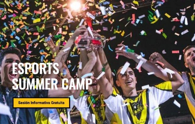Para la nueva normalidad llega el Campus de verano de eSports - 1, Foto 1