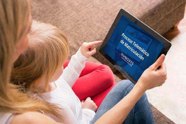 La matriculación telemática agiliza el próximo curso escolar - 1, Foto 1