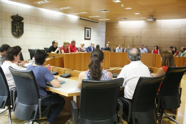 El pleno ordinario de junio incluye 19 puntos en el orden del día y será el primero presidido por el nuevo alcalde, Andrés García Cánovas