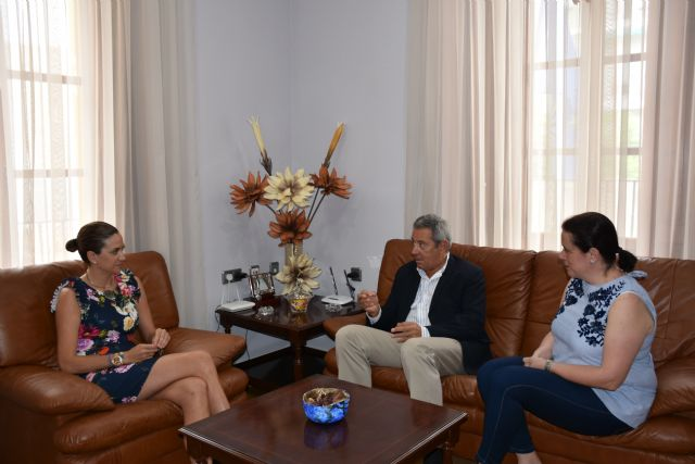 Visita Consejero de Hacienda a Archena - 1, Foto 1