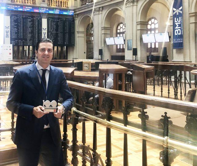 El Chief Financial Officer de Grupo Fuertes, Pablo Lorente, entre los 100 mejores financieros de España, Foto 1