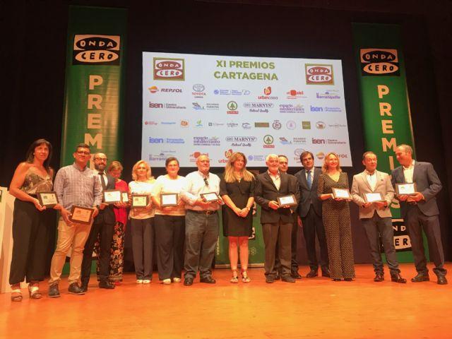 Fútbol Sala Femenino Roldán, premio Onda Cero Cartagena 2019 - 5, Foto 5