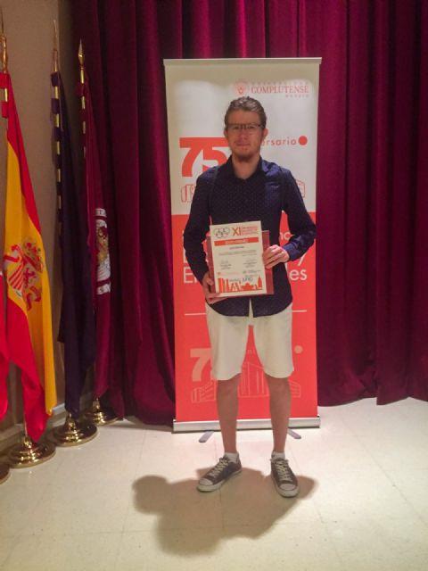 Un equipo de estudiantes de la Región de Murcia logra el segundo puesto en la XI Olimpiada Española de Economía - 1, Foto 1