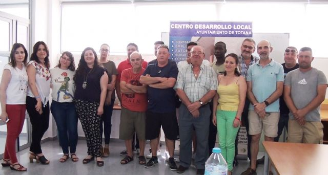 A total of 15 people participate in the Training Course for Treatments with Basic Level Phytosanitary Pesticides