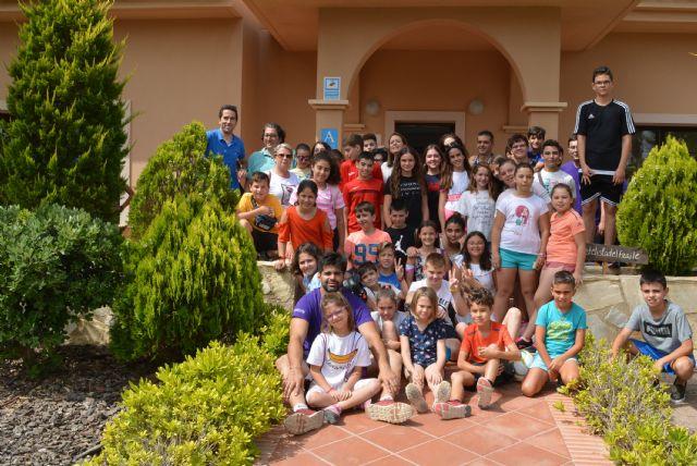 Águilas acoge el campamento para niños y jóvenes con diabetes organizado por Fremud - 1, Foto 1