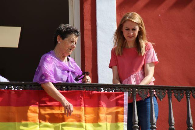 El Ayuntamiento de Alhama se suma al día del Orgullo LGTBIQ, Foto 5