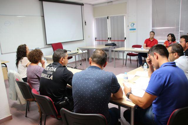 La Mesa de Coordinación Policial se reúne para analizar los datos de violencia de género en Alhama y Librilla, Foto 2