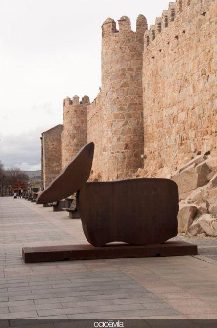 7 esculturas monumentales del artista Juan Méjica llenarán de arte la playa de la Ermita, Foto 3