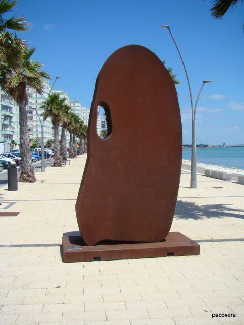 7 esculturas monumentales del artista Juan Méjica llenarán de arte la playa de la Ermita, Foto 5