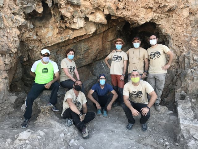 Finalizan la campaña de excavación en el poblado ibérico de la Sierra del Balumba, Santomera - 1, Foto 1