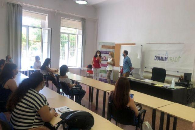 Una treintena de personas desempleadas inscritas en la ADLE participan en el proceso de selección de una empresa de limpieza cartagenera - 1, Foto 1