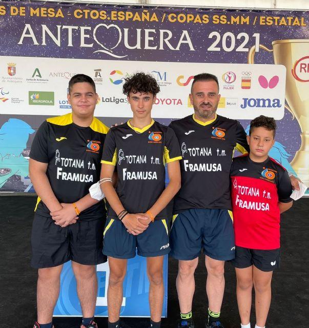 [Resultados club Totana torneo estatal