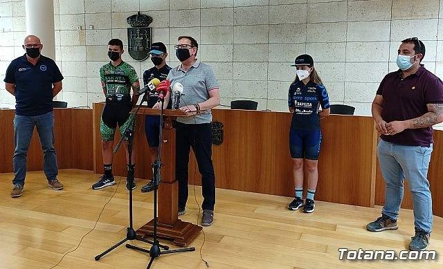 Tres ciclistas totaneros competirán con la Selección Murciana en el Campeonato de España Escolar de MTB - 2, Foto 2