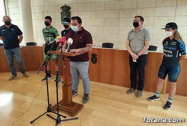 Tres ciclistas totaneros competirán con la Selección Murciana en el Campeonato de España Escolar de MTB - 3, Foto 3