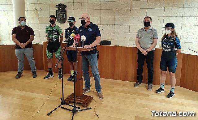 Tres ciclistas totaneros competirán con la Selección Murciana en el Campeonato de España Escolar de MTB - 4, Foto 4