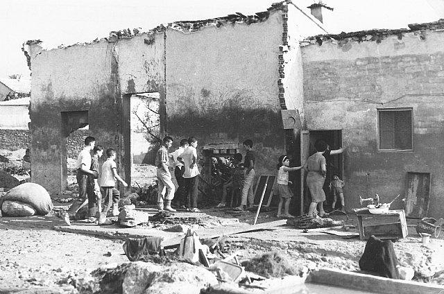 Totana vivió angustiosos momentos provocados por las inundaciones en 1877 y en 1964, Foto 6