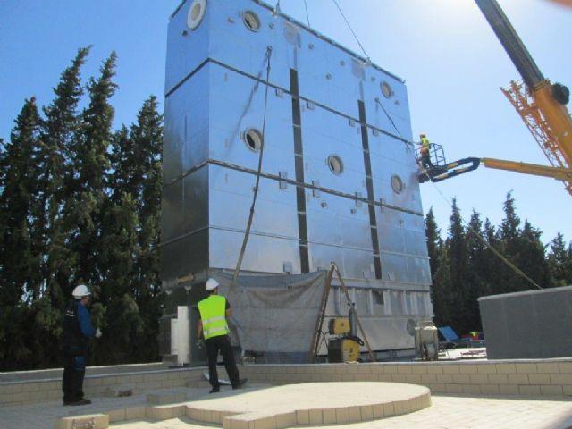 Derivados Químicos inicia la instalación del nuevo RTO en las fechas previstas - 2, Foto 2