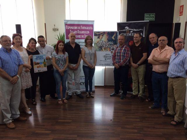 Las Fiestas Patronales 2017 de Molina de Segura se celebran del 2 al 18 de septiembre con una oferta más plural - 2, Foto 2