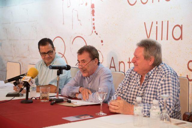 Sánchez Dragón en los cuentos Villa de Mazarrón - 1, Foto 1