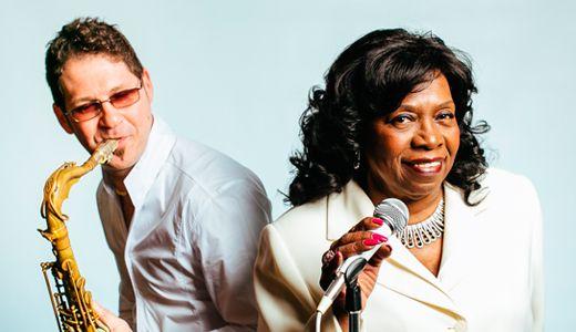 Conciertos: Toni Lynn Washington & Luca Giordano Band. Invitado especial: Sax Gordon - 1, Foto 1