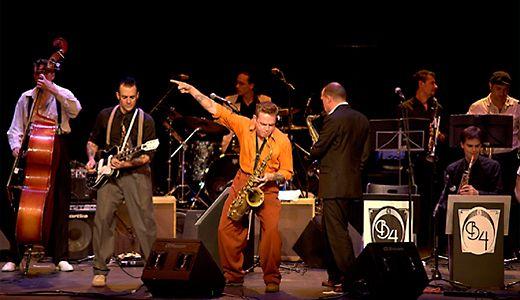 Conciertos: Toni Lynn Washington & Luca Giordano Band. Invitado especial: Sax Gordon - 2, Foto 2