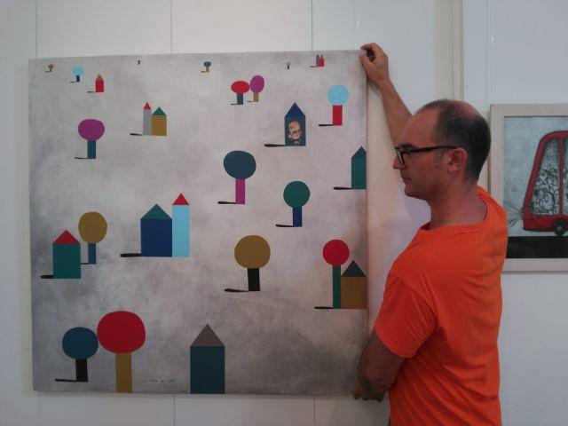 La obra de Moisés Yagües se expondrá en Moratalla incluida en el Plan de Espacios Expositivos - 2, Foto 2
