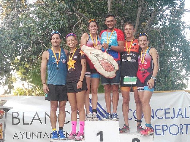 Andrea Marco y Bienvenido Ballester triunfan en Blanca - 1, Foto 1