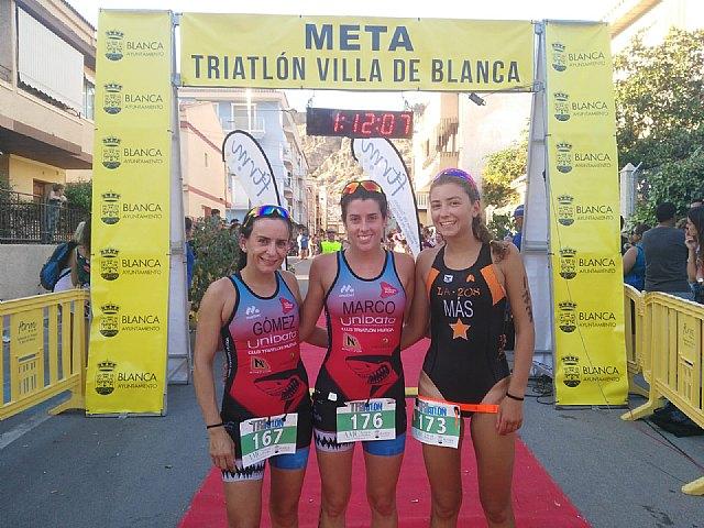 Andrea Marco y Bienvenido Ballester triunfan en Blanca - 2, Foto 2