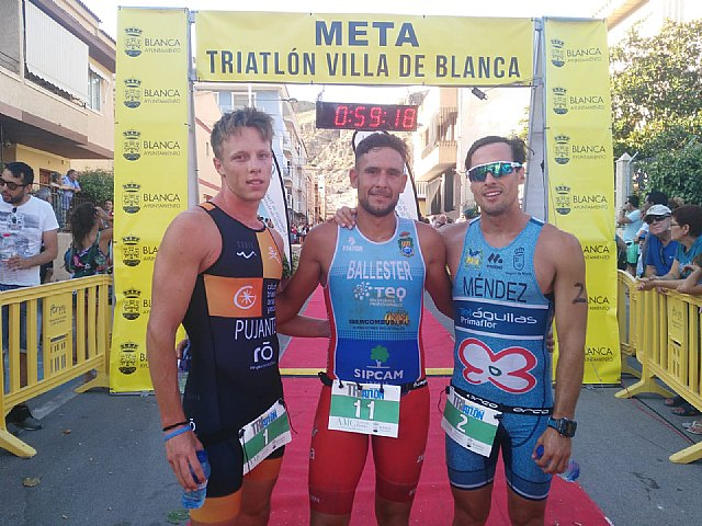 Andrea Marco y Bienvenido Ballester triunfan en Blanca - 3, Foto 3