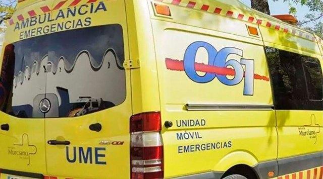 La Concejalía de Sanidad va a solicitar al Servicio Murciano de Salud (SMS) que se dote de una ambulancia de traslado al municipio de Totana - 1, Foto 1