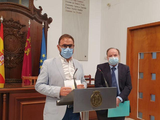 El alcalde de Lorca se reúne con el director general de Salud Pública - 1, Foto 1