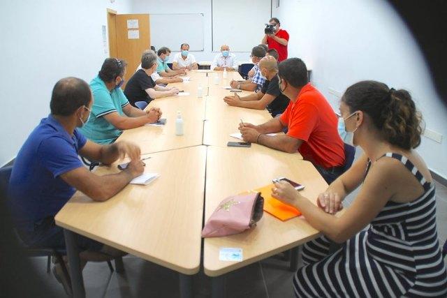 El Consejo Local Agrario evalúa la campaña, la tramitación de la IGP y la reparación de caminos rurales - 1, Foto 1