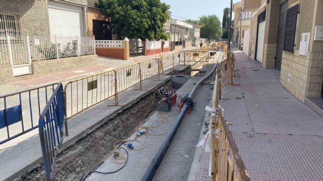 El Ayuntamiento torreño impulsa la mejora de la red de saneamiento de la Calle Diputación - 2, Foto 2