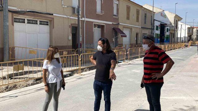 El Ayuntamiento torreño impulsa la mejora de la red de saneamiento de la Calle Diputación - 3, Foto 3