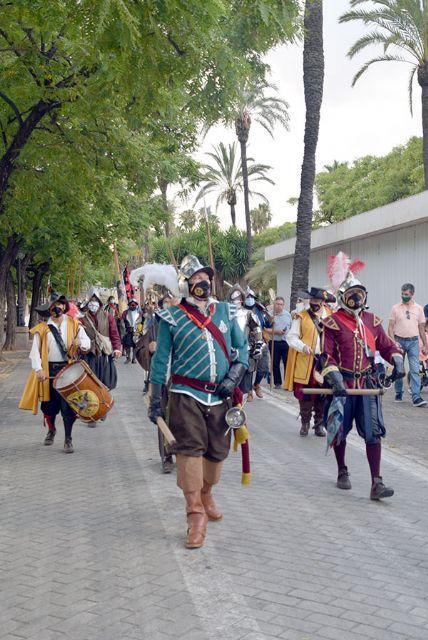 Los Tercio de Olivares recrearon la Historia de de la Navegación española - 1, Foto 1