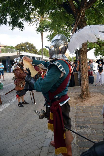 Los Tercio de Olivares recrearon la Historia de de la Navegación española - 2, Foto 2