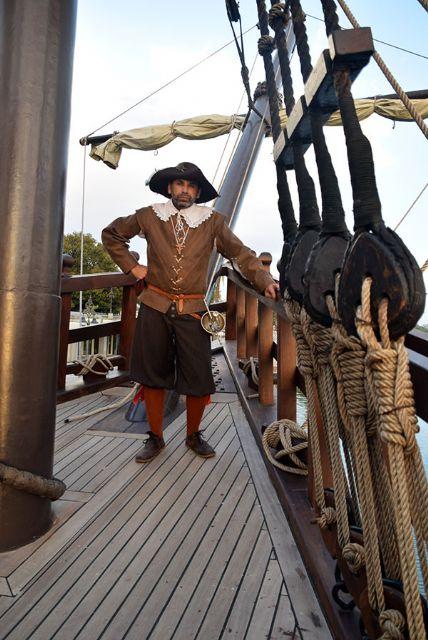 Los Tercio de Olivares recrearon la Historia de de la Navegación española - 4, Foto 4