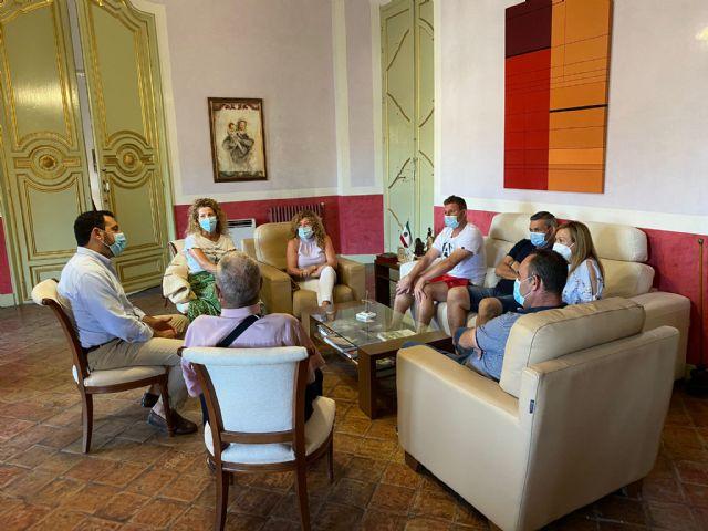 El alcalde de Cehegín se reúne con los pedáneos para conocer sus necesidades - 1, Foto 1