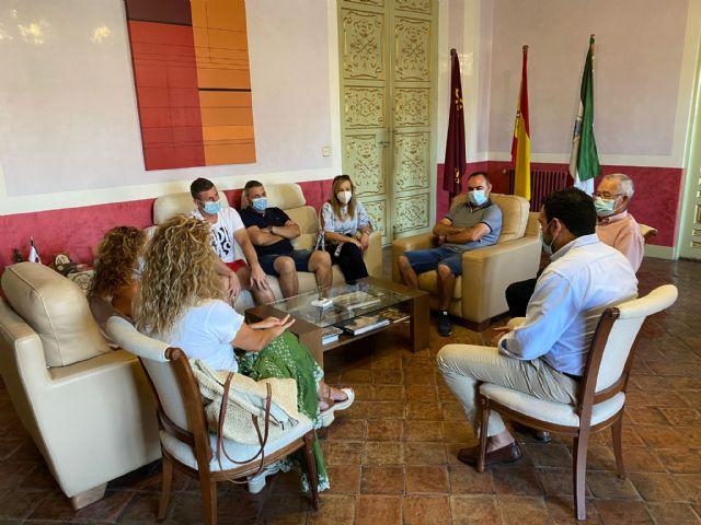 El alcalde de Cehegín se reúne con los pedáneos para conocer sus necesidades - 2, Foto 2