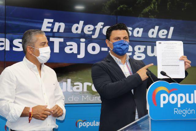 Luengo: El BOE publica hoy la sentencia de muerte del Trasvase Tajo-Segura con el hachazo del Ministerio de Transición 'ideológica' - 1, Foto 1