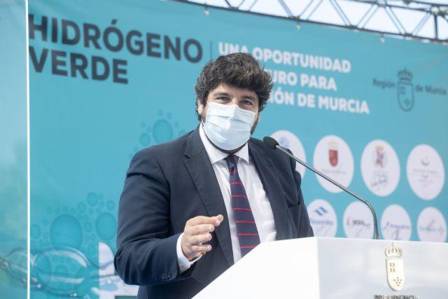Una treintena de instituciones y empresas se unen para desarrollar el hidrógeno verde en la Región, atraer inversiones y aspirar a los fondos europeos - 2, Foto 2