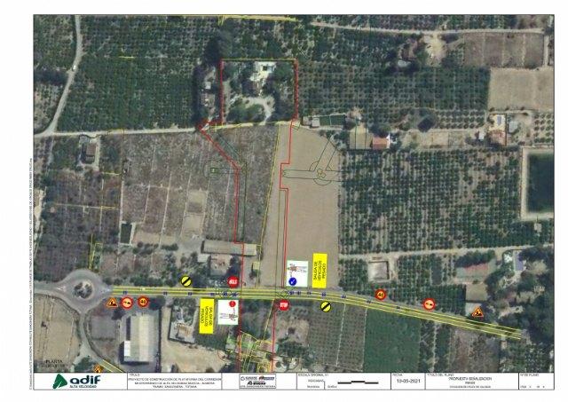 Comienzan las obras del AVE en Alhama que modernizarán la red de cercanías - 2, Foto 2