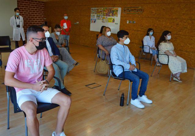 Fripozo entrega sus becas 2021-22 para universitarios torreños Erasmus - 2, Foto 2