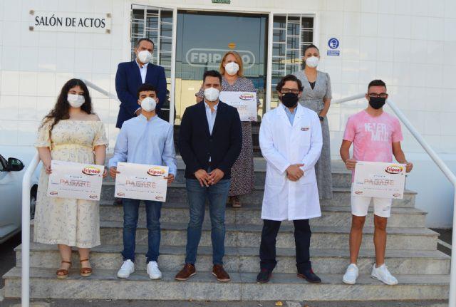 Fripozo entrega sus becas 2021-22 para universitarios torreños Erasmus - 3, Foto 3