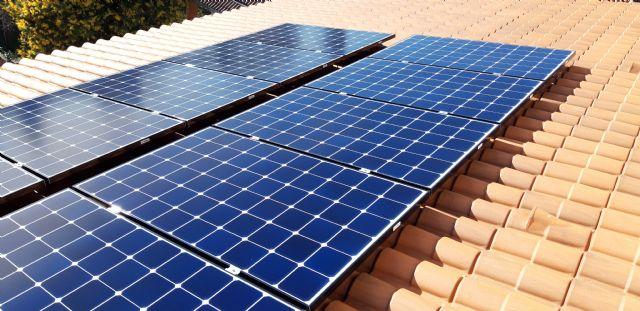 El 83% de los hogares de Murcia podrían instalar paneles solares y cubrir el 100% de la demanda eléctrica - 1, Foto 1