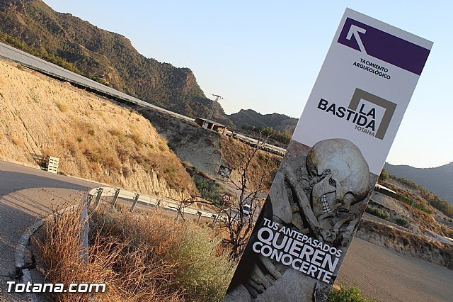 A total of 47 companies submitted their bids for the rehabilitation of the road surface of the road main access to the site of La Bastida