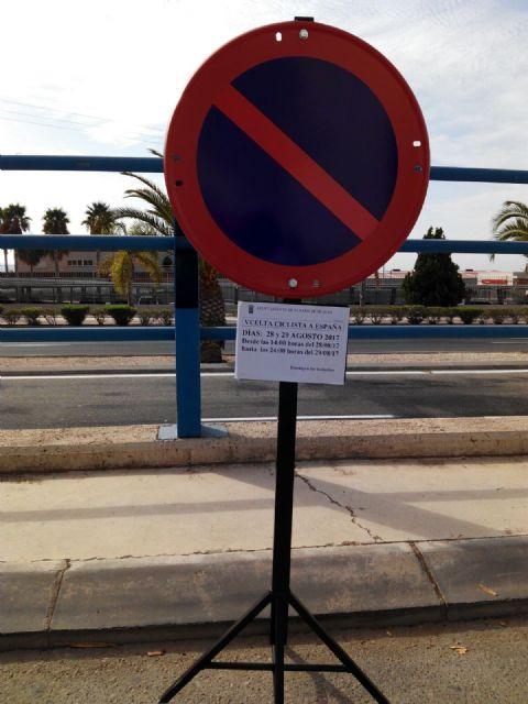 Vuelta Ciclista a España: horarios, relación de calles restringidas al tráfico y aparcamientos, Foto 1