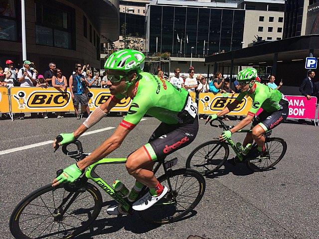 Disfruta del paso de La Vuelta por Alhama de Murcia, Foto 1