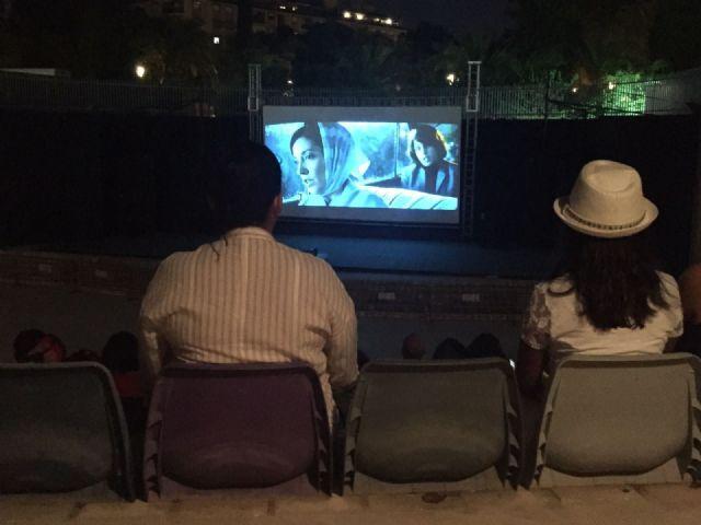 Molina De Segura El Cine De Verano Del Auditorio Municipal Del Parque De La Compañía Concita El Interés De 6 300 Personas En Sus Doce Sesiones Murcia Com